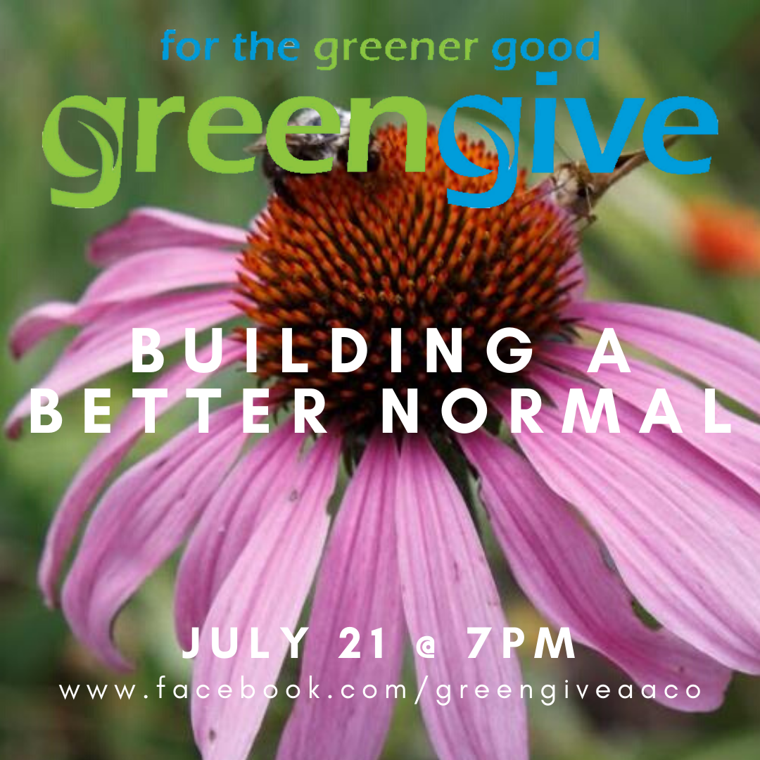Donate to the GreenGive